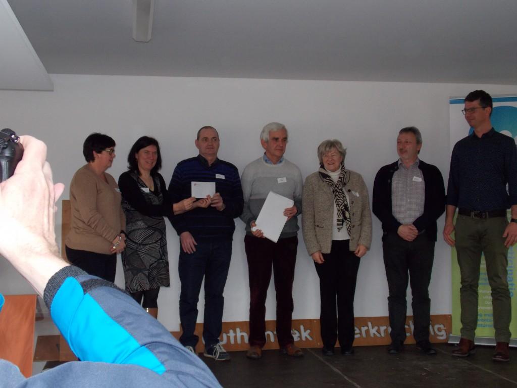 Winnaar GoeBezig-prijs bewonersgroepen O-Vl Dorpsraad Viane