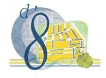 wijk d'Achte de Panne logo bis
